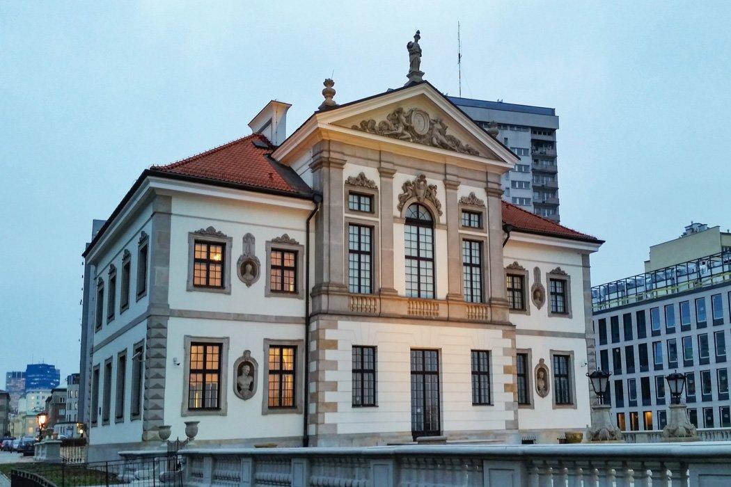 Chopin Museum von Außen