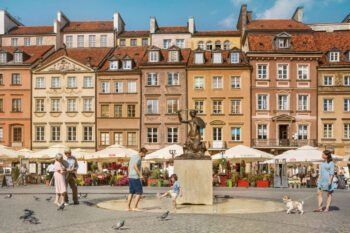 Die 22 schönsten Sehenswürdigkeiten in Warschau