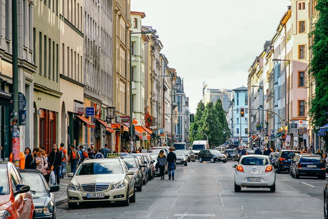 Oranienstraße Berlin