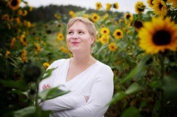 Autorin Britta Fraunhofer