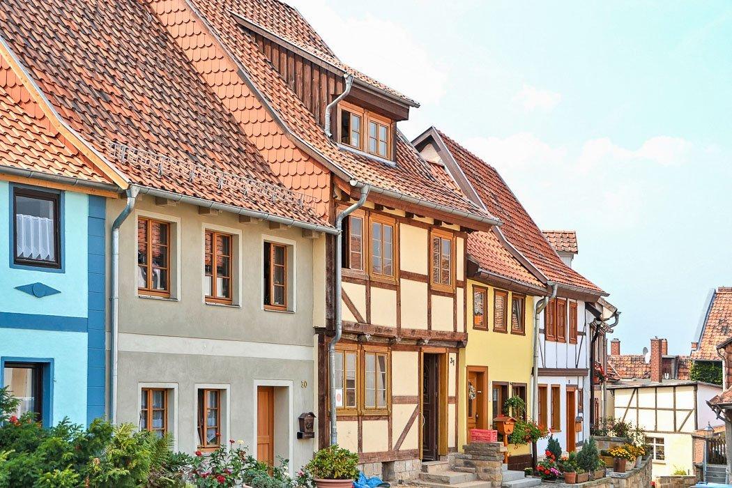 Quedlinburg im Harz