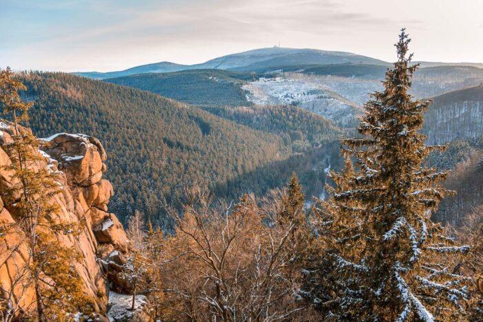 Harz Rabenklippen