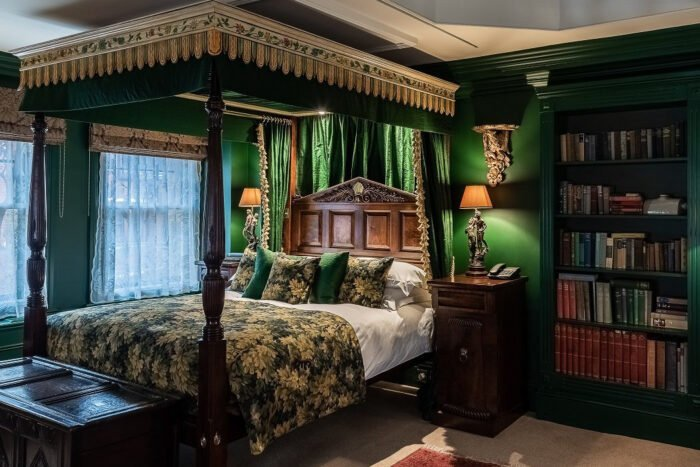 Hotelzimmer in London