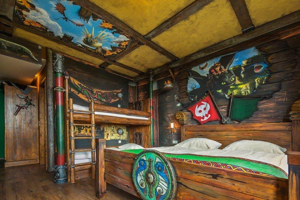 Piratenzimmer im Heide Park Resort