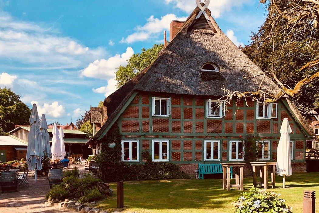 Hof Jesteburg in der Lüneburger Heide