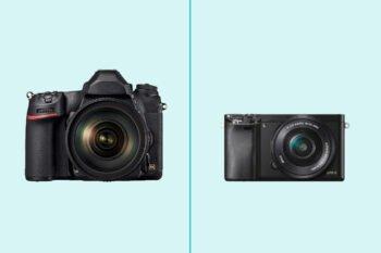 Systemkamera oder Spiegelreflex: Unterschiede einfach erklärt