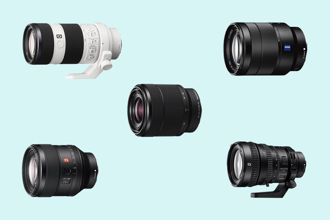 Objektive Systemkamera Sony