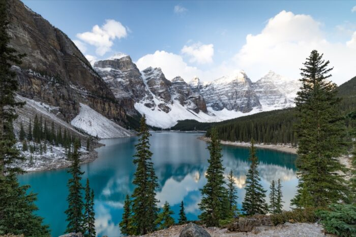 Moraine Lake Banff