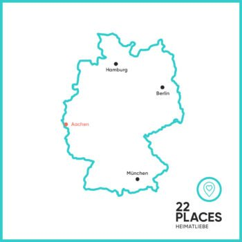 Wo liegt Aachen?