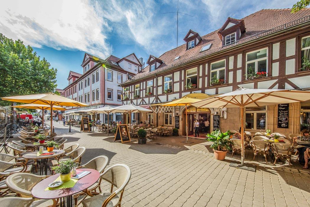 Café Mengin Erlangen