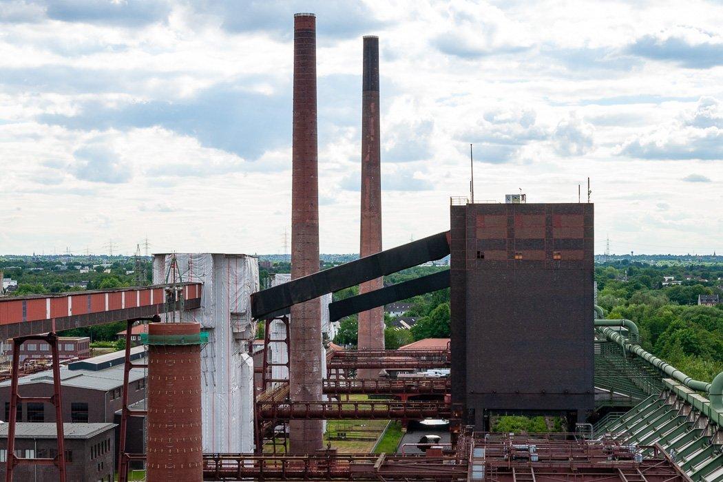UNESCO-Welterbe Zeche Zollverein
