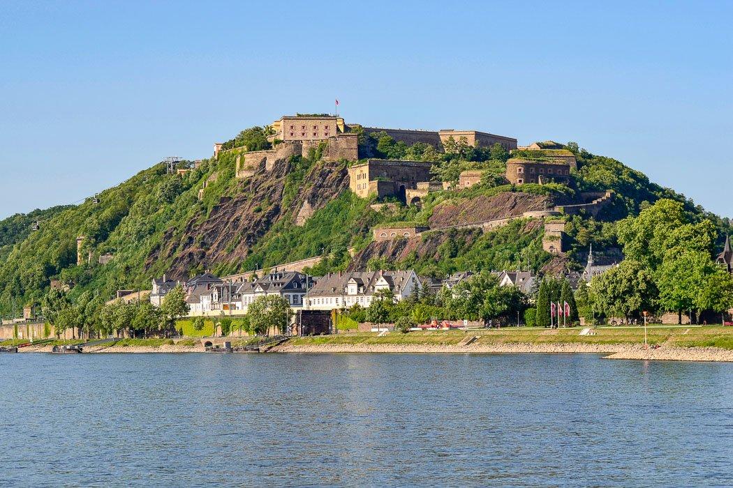 Festung Ehrenbreitstein Koblenz