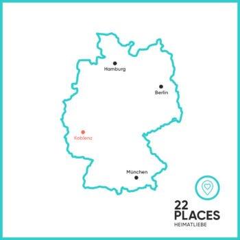 Wo liegt Koblenz?