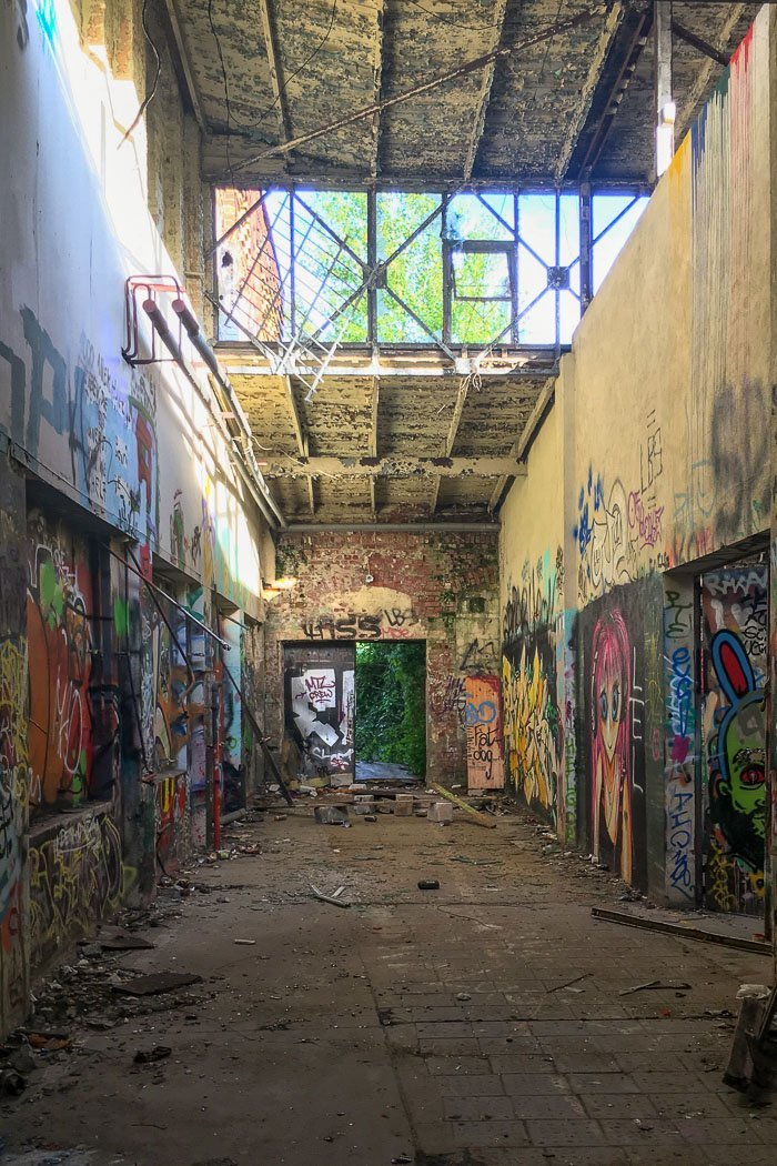 Lost Places in Leipzig