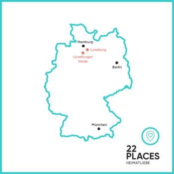 Wo liegt die Lüneburger Heide?