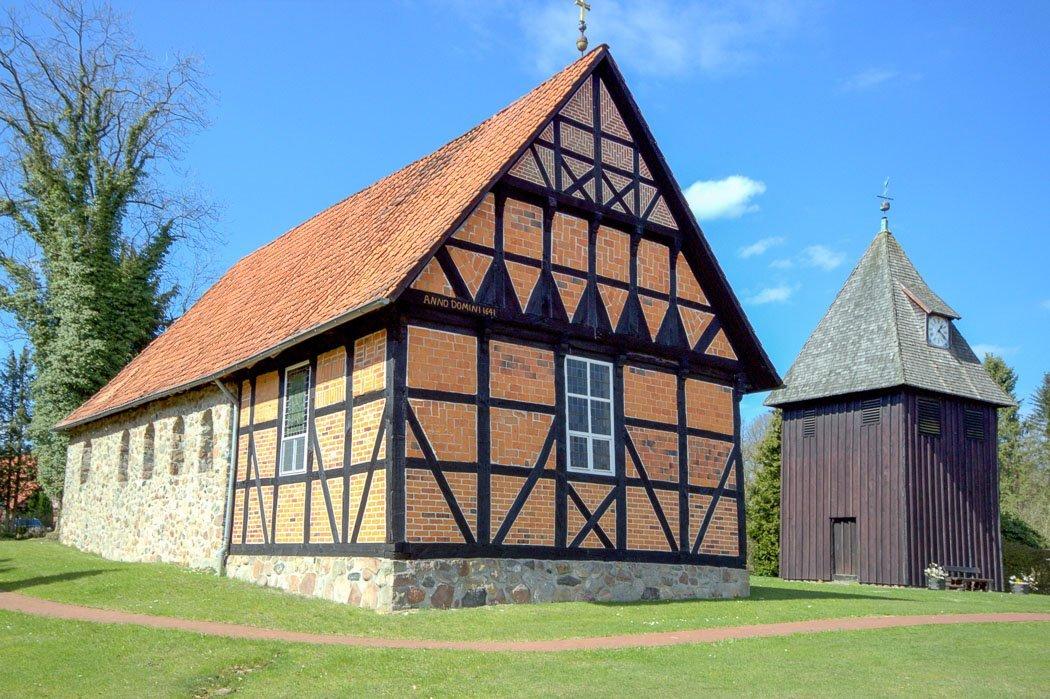 Undeloh in der Lüneburger Heide