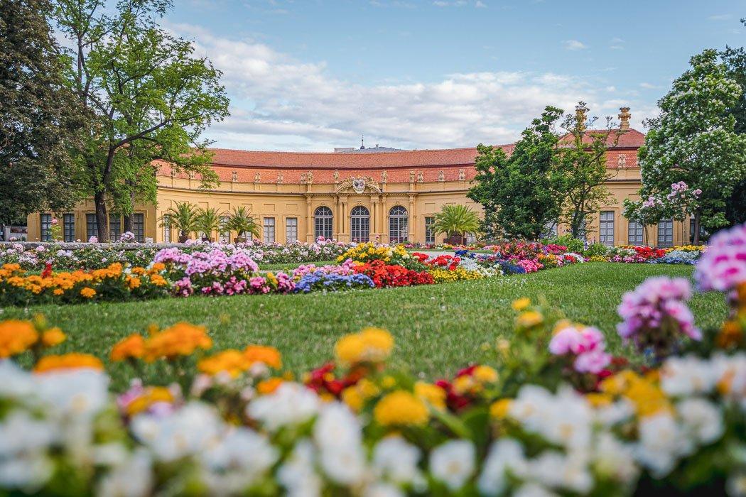 Orangerie im Schloss Erlangen