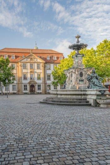 Palais Stutterheim am Marktplatz Erlangen