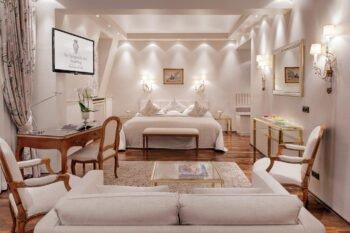 Junior Suite im Hotel Europäischer Hof Heidelberg