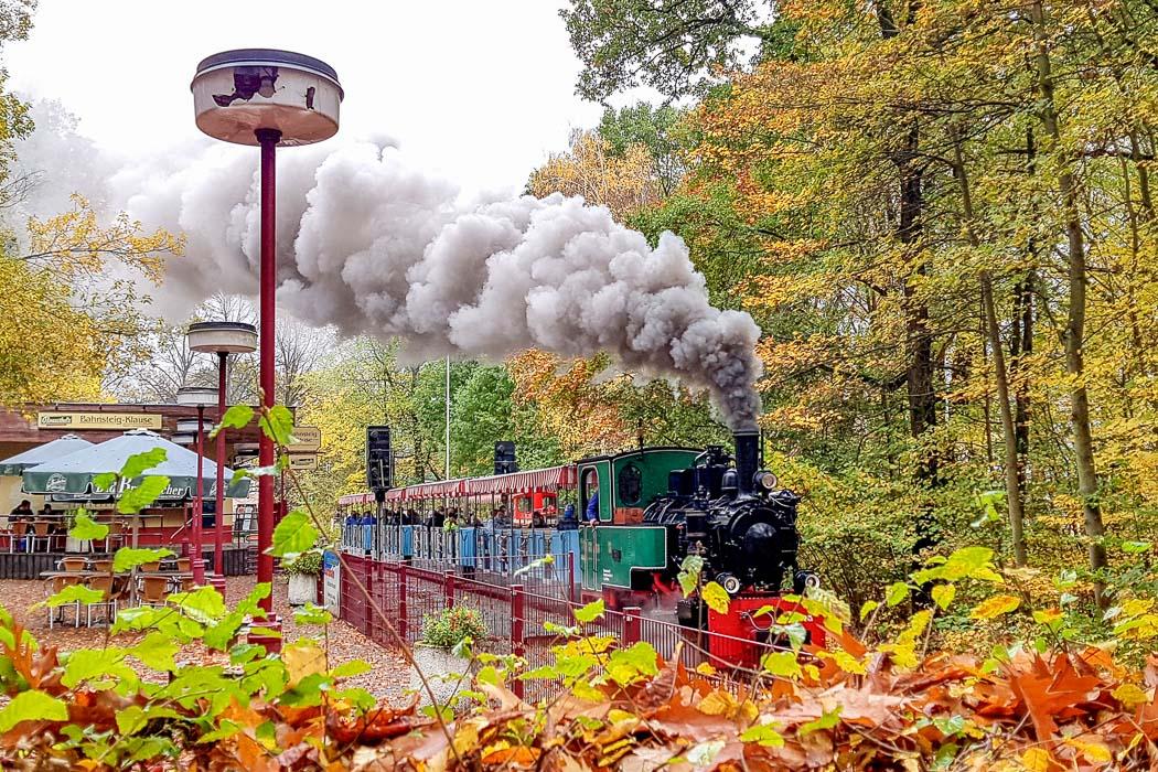Parkeisenbahn Küchwald