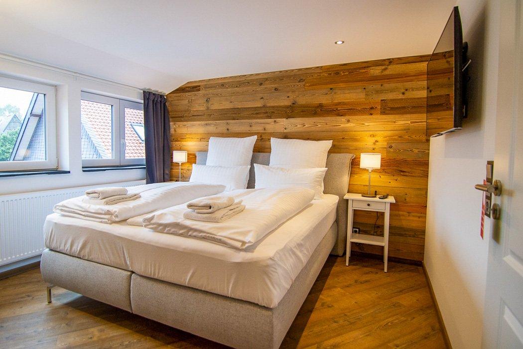 Schiefer Apartment Zimmer