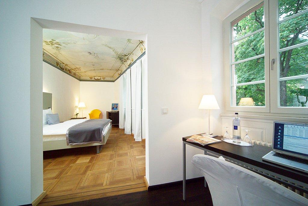 Arthotel Heidelberg Zimmer