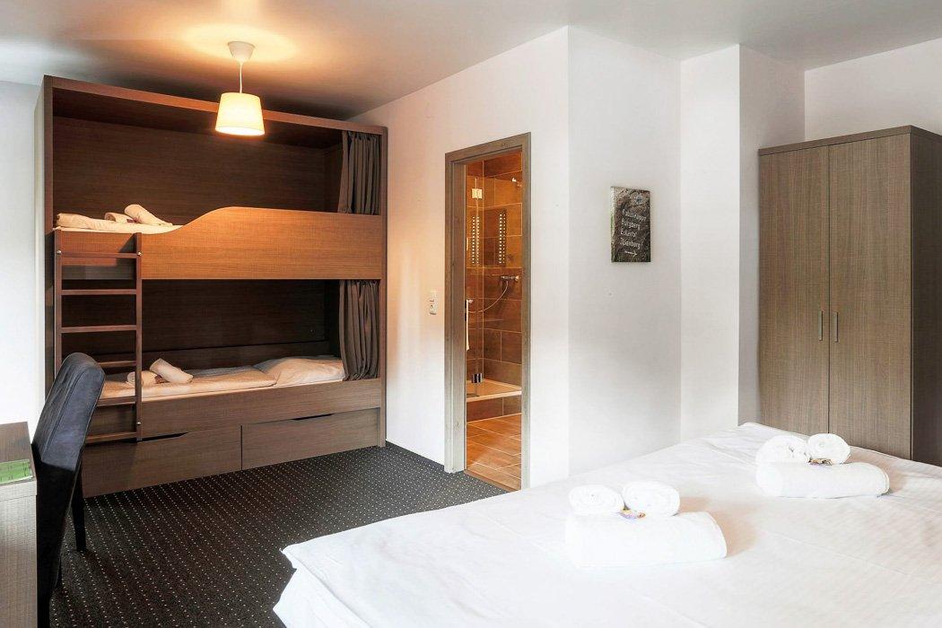Familienzimmer im Best Harzinn Hotel