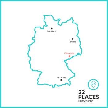 Wo liegt Chemnitz?