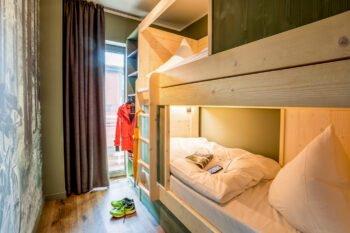 Familienzimmer im EchtZeit Hotel