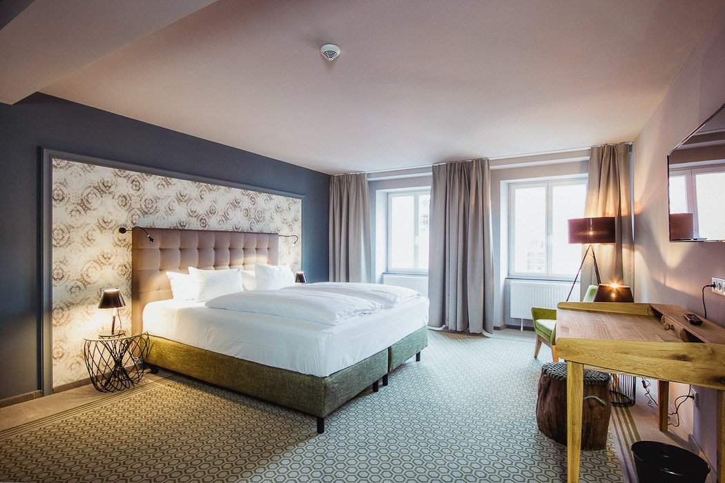 Hotel Goldene Traube Zimmer