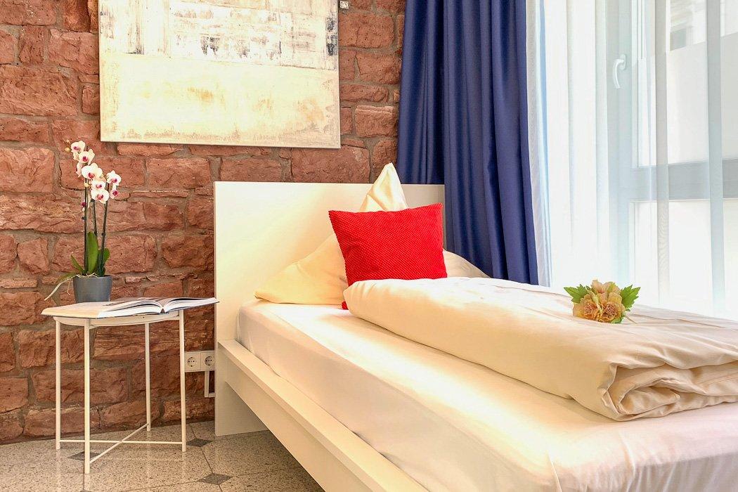 Hotel B54 Einzelzimmer