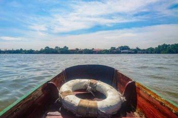 Boot nach Bang Krachao