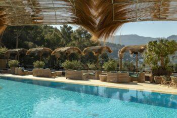 Pool im Bikini Hotel, Mallorca