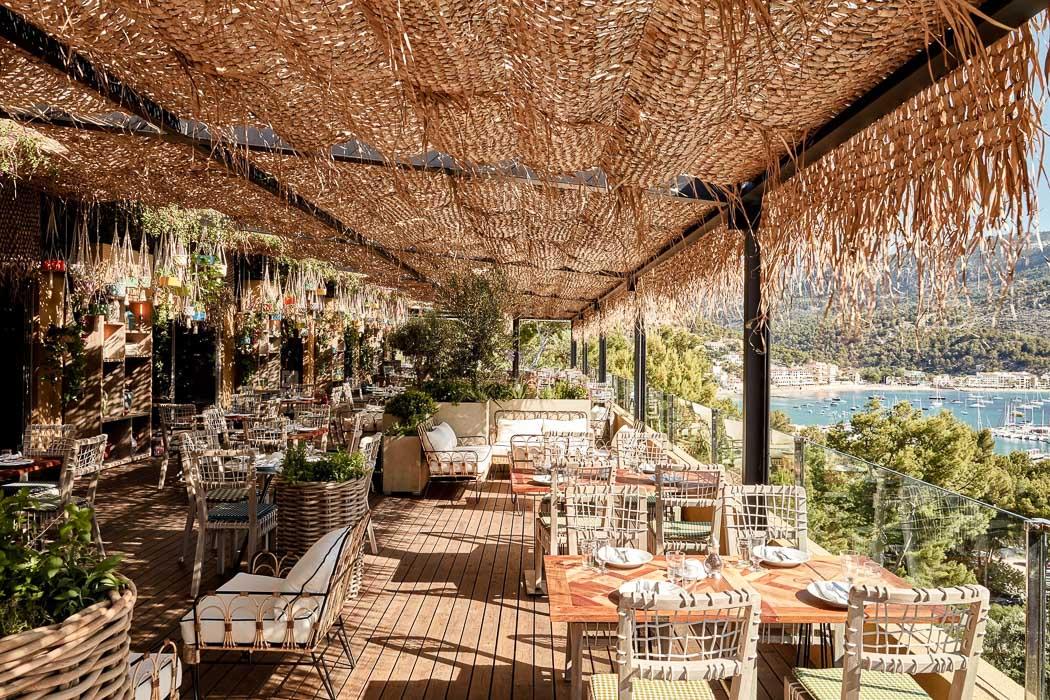 Bar im Bikini Hotel, Mallorca