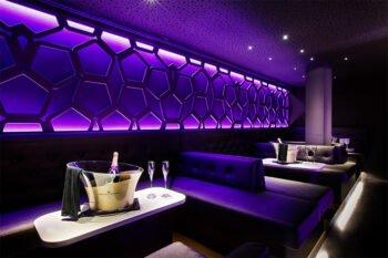 Lounge im Portals Hills, Mallorca