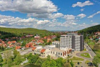 Hasseröder Burghotel Panorama