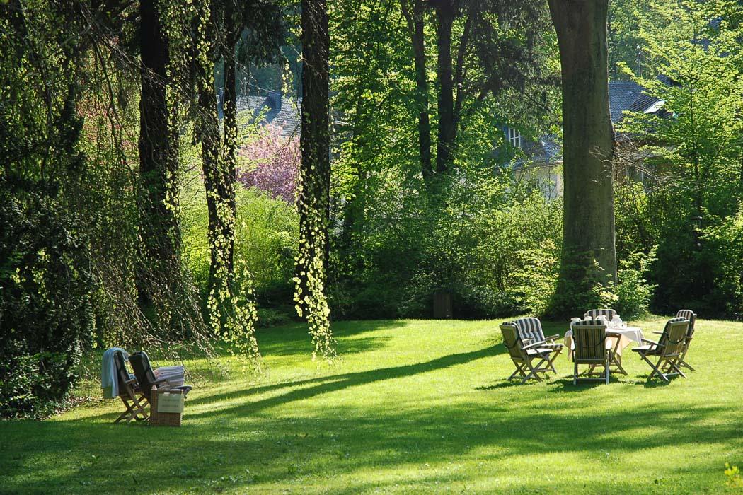 Hotel Ayurveda Parkschlösschen Park