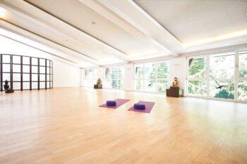 Hotel Ayurveda Parkschlösschen Yoga
