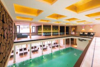 Pool im Naturresort Schindelbruch
