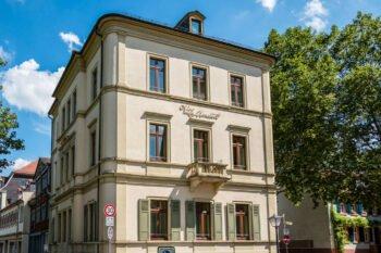 Villa Marstall von außen