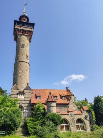 Frankenwarte in Würzburg
