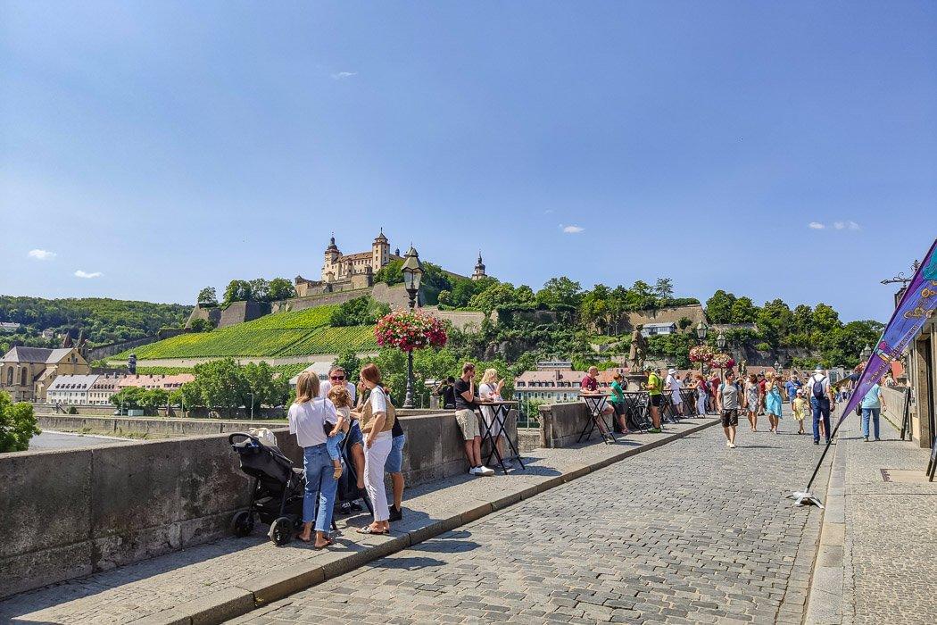 Würzburger Brückenshoppen