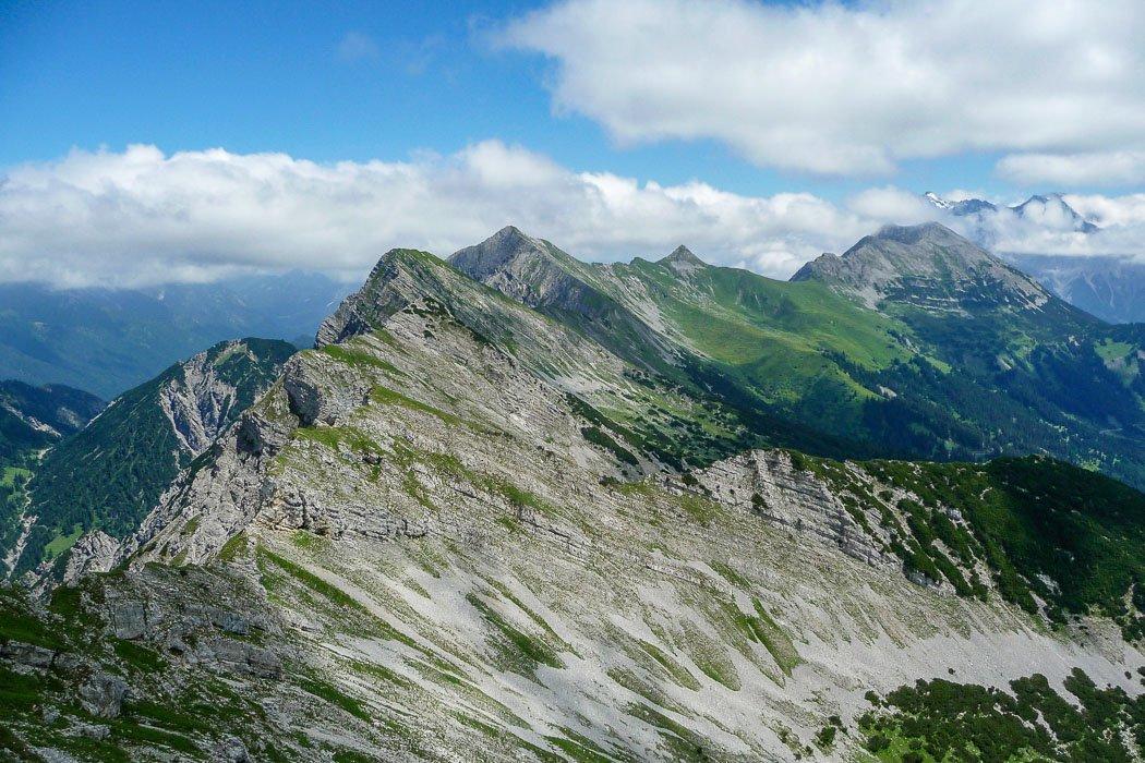 Die Ammergauer Alpen