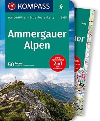 Wanderführer für die Ammergauer Alpen