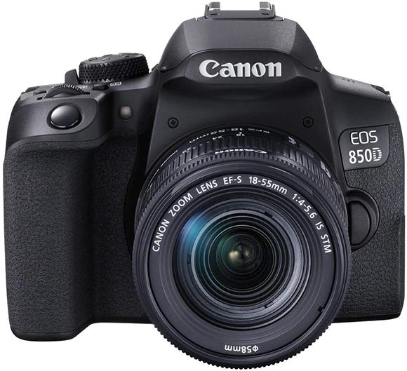 Canon EOS 850D Spiegelreflexkamera