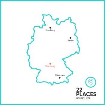 Wo liegt Würzburg?