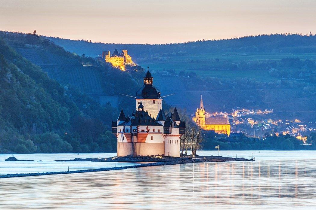 Burg Pfazlgrafenstein