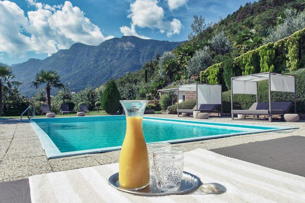 Hotel Das Wanda mit Pool