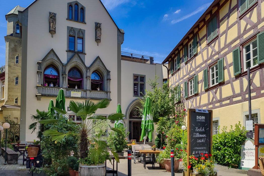 Dom Cafe Konstanz