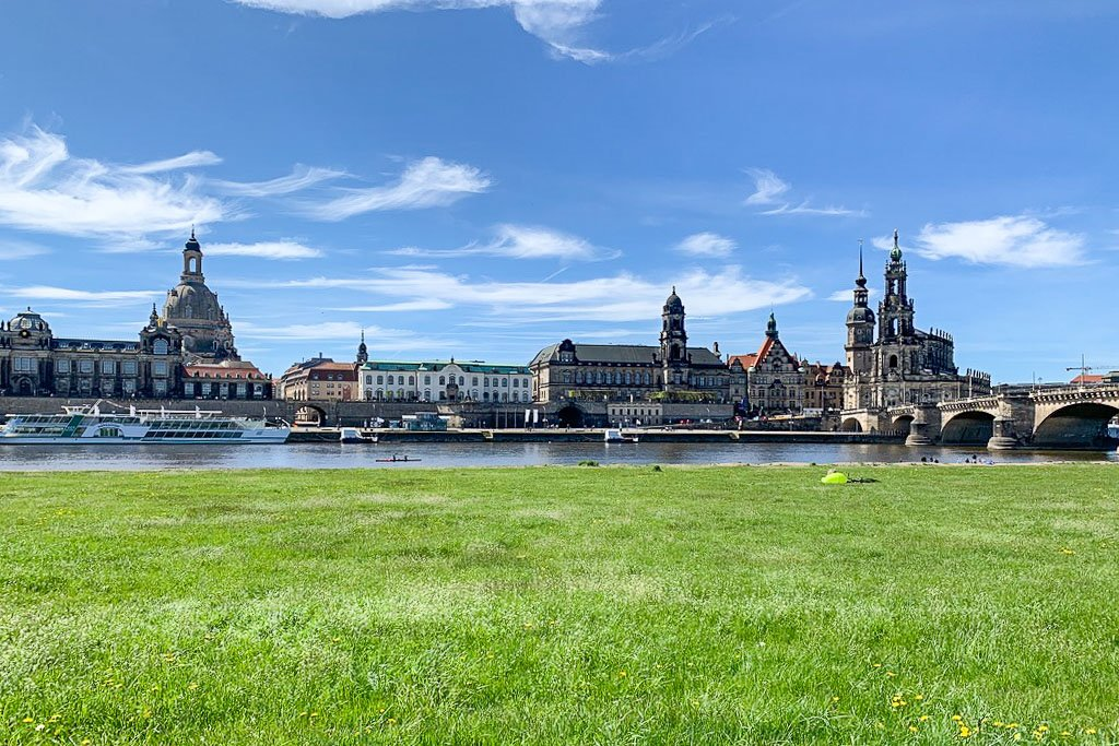Elbwiesen Dresden